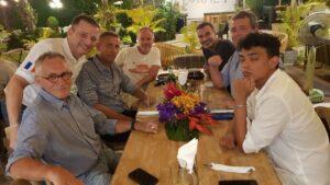 """Dîner 23 juillet 2021 au restaurant """"Lokal"""" à Patong"""