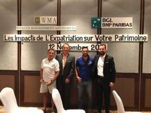 BNP Paribas Conférence à Phuket