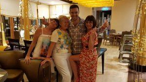 Diner UFE au Club Med 19-01-2018 015