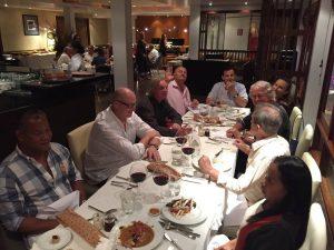 Diner UFE du 18 Décembre 2015