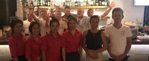 Diner UFE du 23 novembre 2018 au Costa Grill à Rawai FEATURED
