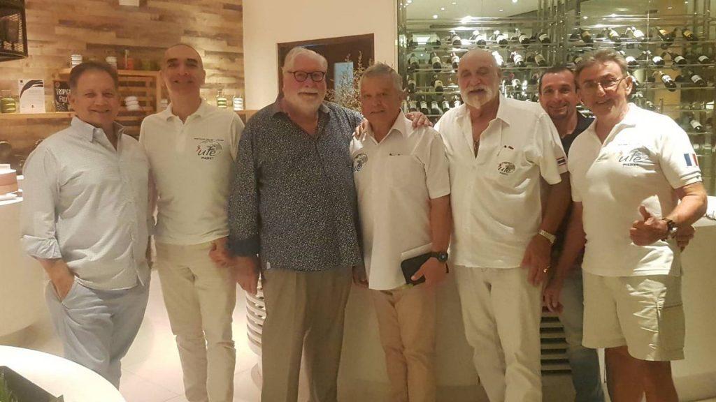 Diner UFE du 26 octobre 2019 a l'hôtel Mercure de Patong