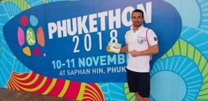 L'UFE représentée au Phuketon Novembre 2018