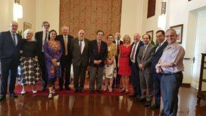 Rencontre avec le nouvel ambassadeur de France en Thaïlande